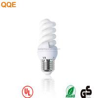 Mini T2 5W full spiral CFL energy saving light