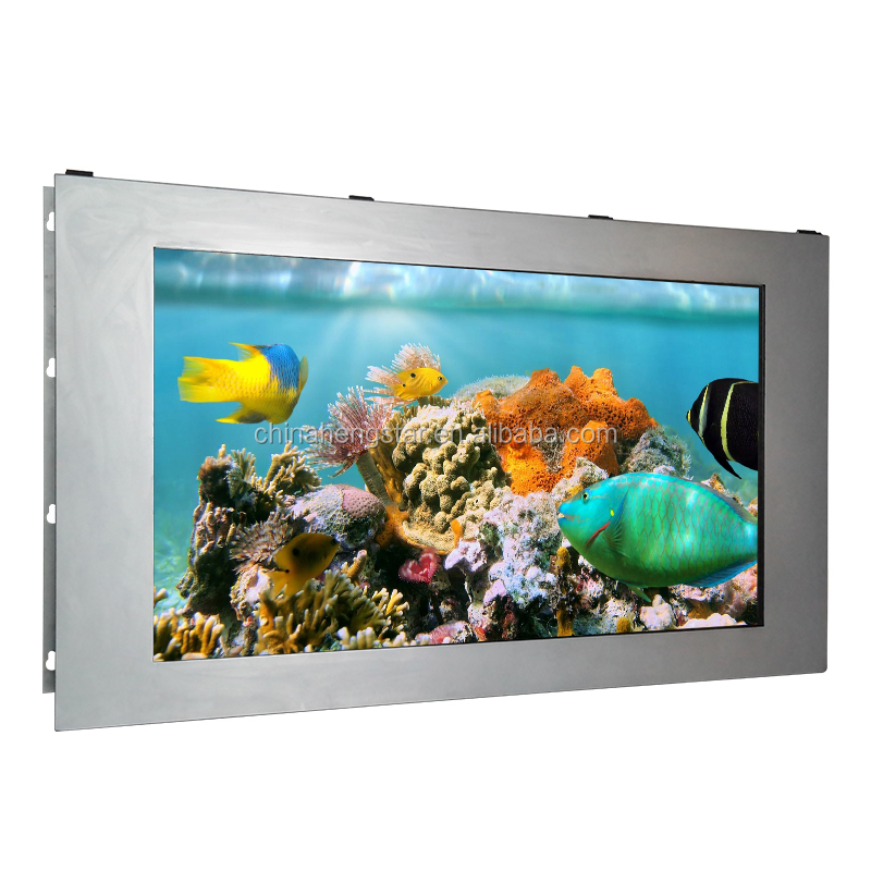 "IP65 65"" Sunlight Readable LCD Touch Monitor (1000 nits)"