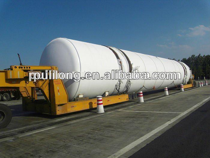 Gran Volumen De Tanques De Almacenamiento De Gas Natural