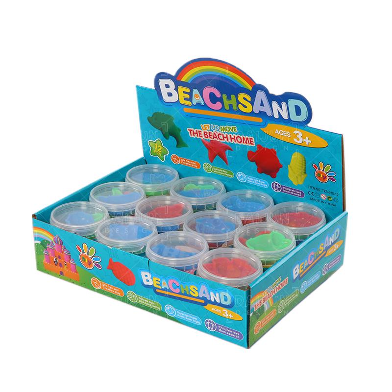 Лучшие продажи продуктов 2019 в США Amazon Baby Beach весело развивающие игрушки перемещение волшебный песок искусство играть