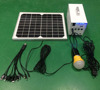 solar products mini solar lighting system with usb charging
