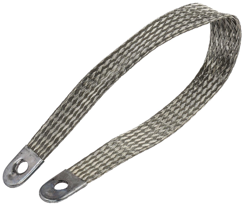 67-68 Camaro Braided Wire Ground Strap 3 Piece Set