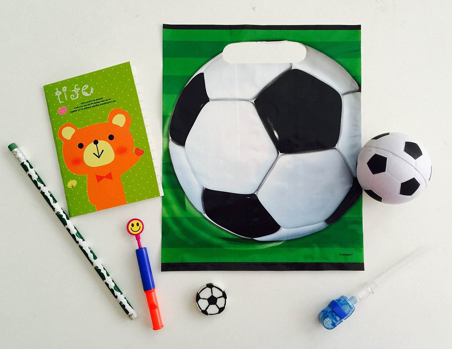 Football Toys For Boys : Buy pack goody bags pre made filled with toys boys girls