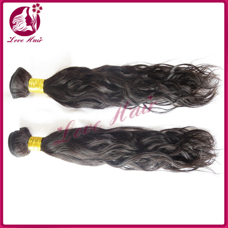 Summer is coming!!hair attachment for braids magic natural wave hair types unprocessed brazilian hair