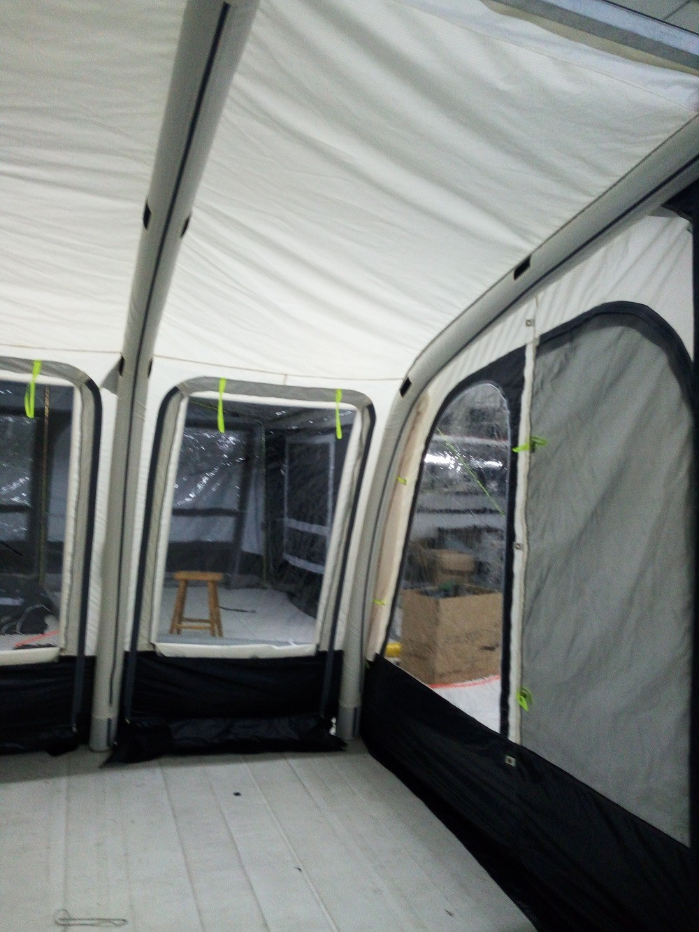 260 Oem Durable 2 Person Inflatable Caravan Awning Camper ...