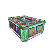 Mini Arcade Cocktail Tafel Fighting Game Machine 2 spelers van 59 inch <span class=keywords><strong>LCD</strong></span> monitor 60 in 1 classical game