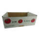 carton corrugated 5 ply paper box tomato box packaging for fruits and vegetables