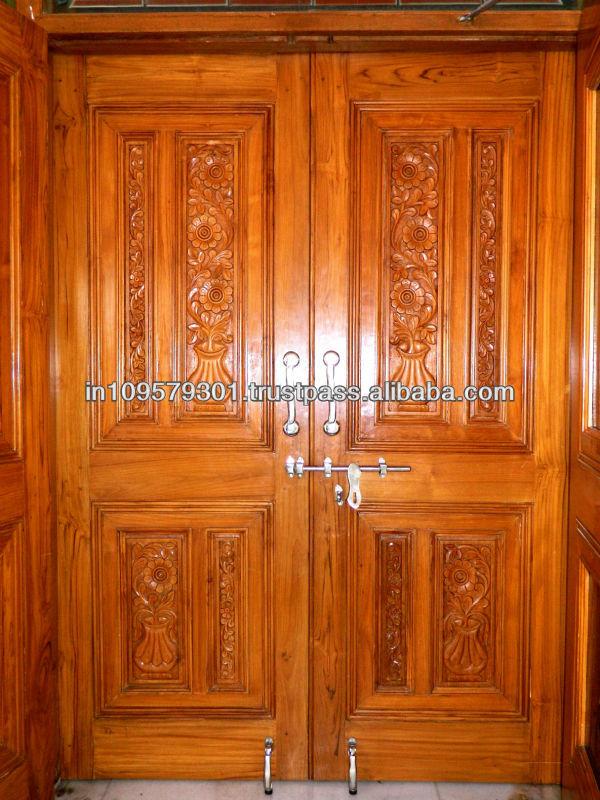 List Manufacturers of Main Double Door Wooden, Buy Main Double Door ...