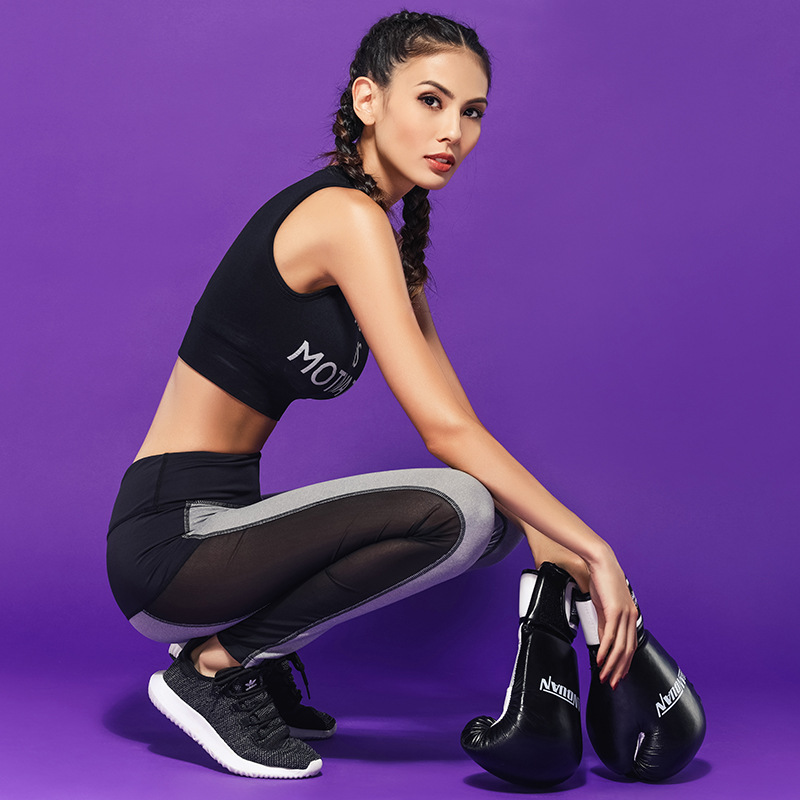 Women's Stylish Comfy Stretchable Shaping Workout Running Capri Leggings