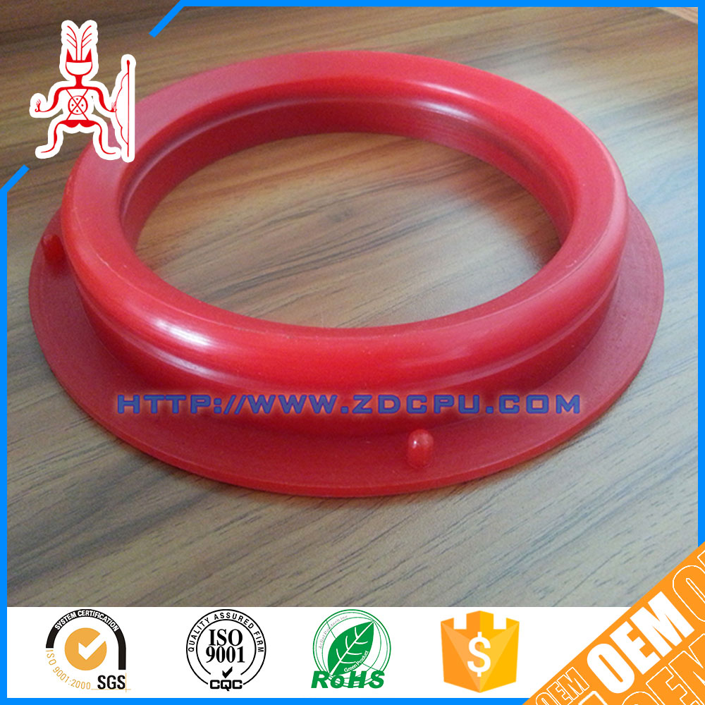 Quality assurance self lubrication 25mm nylon o ring