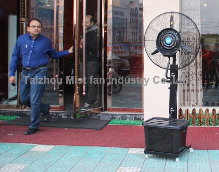 Debenz Merk Elektrische Ventilatoren Centrifugaal Mist