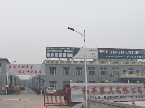 Bazhou City Hefeng Furniture Co Ltd Metal Bed Glass Furniture