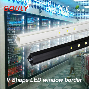 china manufacturer Neon lighting surrounding window frames border light system