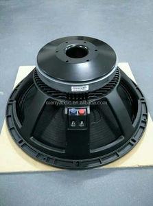 Dual spider 4'' coil 18 inch suwboofer speaker rcf top made speaker  manufacturer in guangzhou