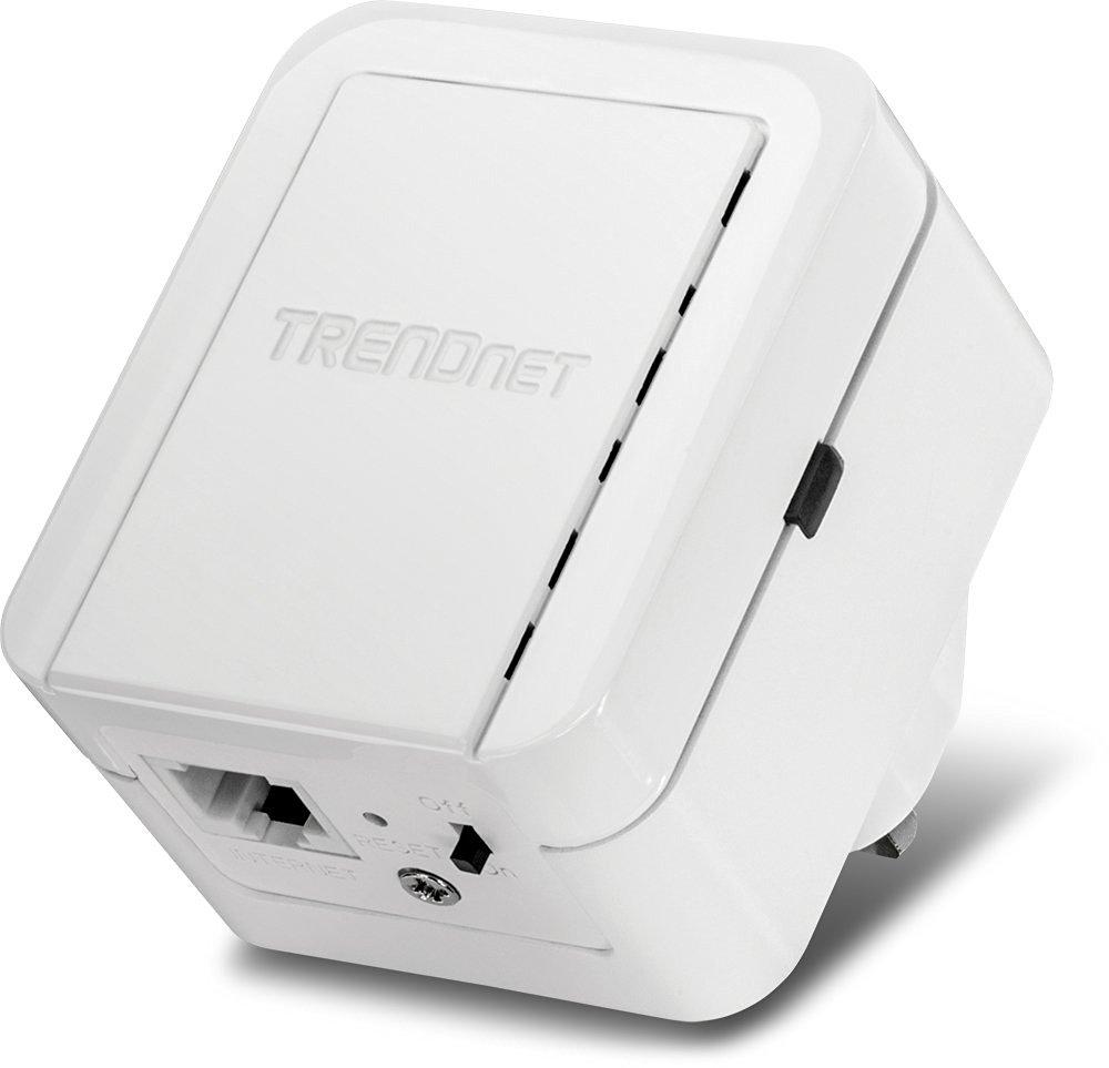 TRENDnet TEW-737HRE IEEE 802.11n 300 Mbit/s Wireless Range Extender - ISM Band
