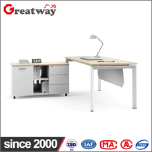 wooden top computer office table desk workstation frame wholesale for executive furniture