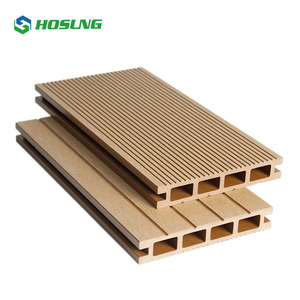 Eco-friendly wood plastic composite outdoor decking board