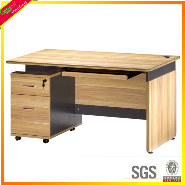 computer table wooken cheap office furniture dongguan design modern