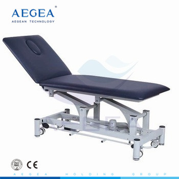 AG-ECC24 stand constant foldable single medical treatment electric examination table
