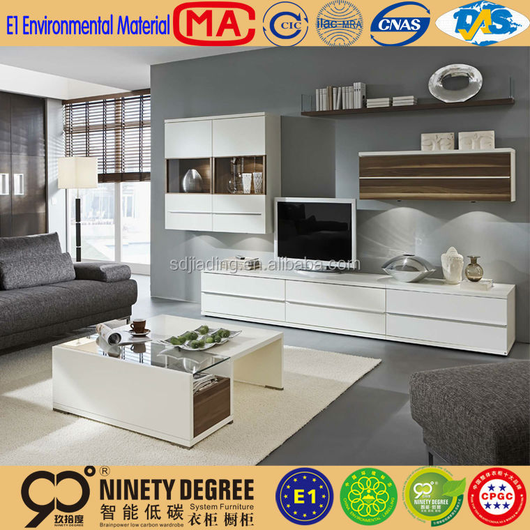 Rotatable Recessed Modern Tv Stand Showcase Tv Stand View Modern Tv