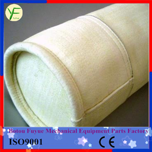 Cement Plant Nomex Filter Bag For Higher Temperature Dust Filtration