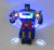 Cheap car electric robot car with music and light
