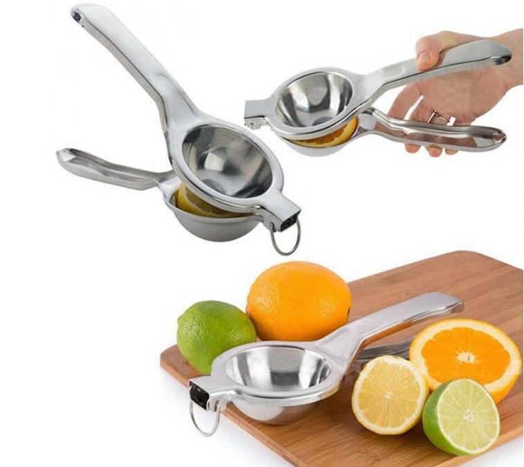 Exprimidor manual de limón naranja herramienta de cocina de