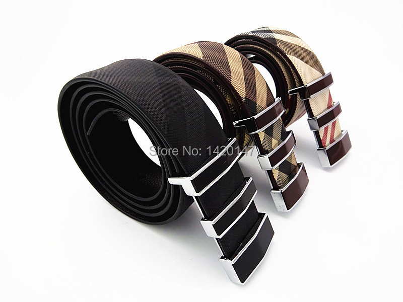 2015 new fashion brand designer luxury genuine leather belts with luxury buckle for men designer belts men high quality