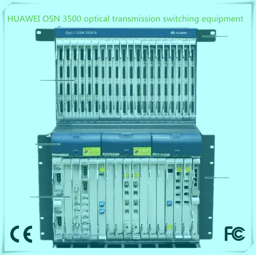 huawei osn 3500 fiber optical transmission switching equipment