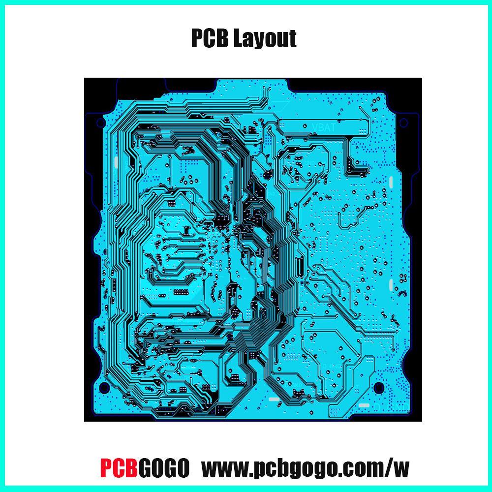New pcb layout guidelines pcb layout android design pcb board circuit