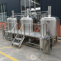 Commercial brewery 1000L micro beer brewery equipment for sale