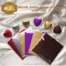 Aluminum Foil for Chocolate Wrapping, Food Packing Tin Foil Paper For Food Packaging