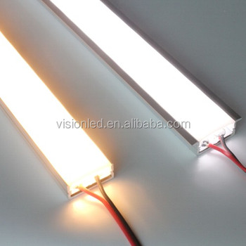 Superior Quality Alu Profile With Pc Diffuser For Led