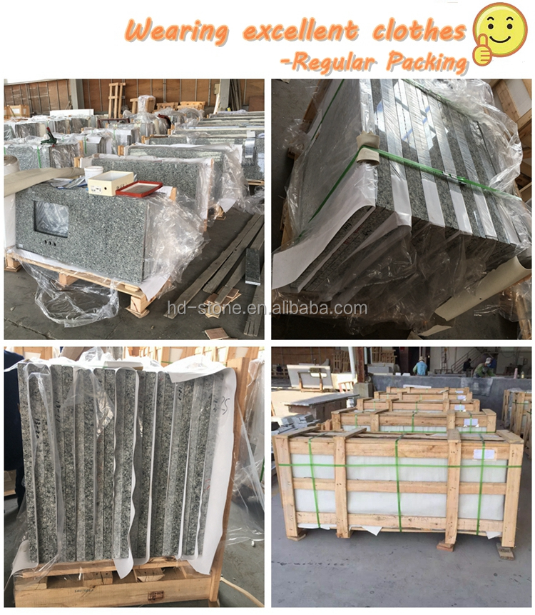 Polished Padang Dark G654 Granite Countertop For Sale