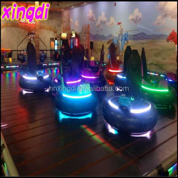 Chinese kids steel floor mini bumper car price cheap