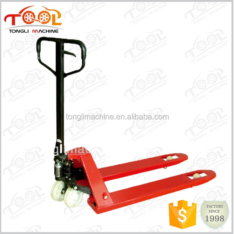 factory supply 2ton tl0422-1 manual pallet truck