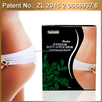 Oem Hot Anti-cellulite Inch Loss Belly Wing Abdomen Treatment Lose ...
