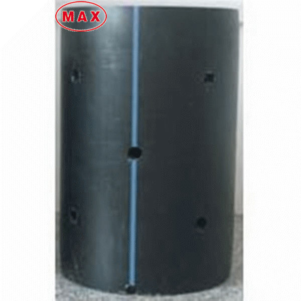 HDPE Material Perforated Pipe For Drainage Price