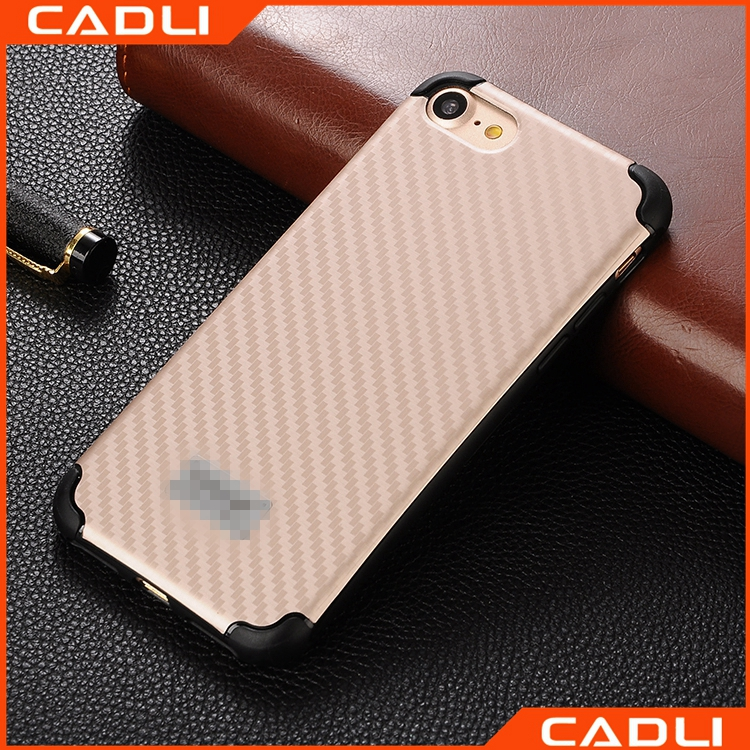Customized New Mobile Dual Damping Classical Back Cover For iPhone 6 6s Case Oem