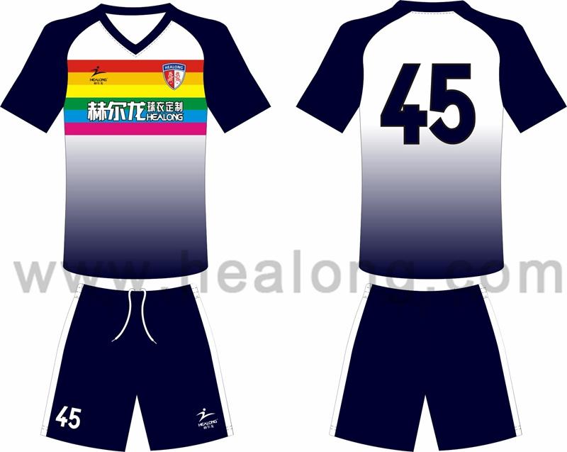 Soccer Uniform Designer 118