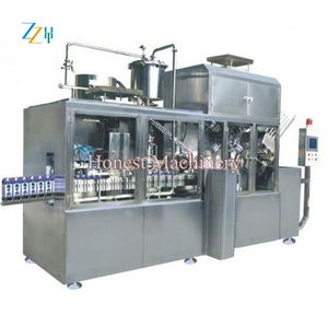 Customized mineral water plant low cost of water filling machine
