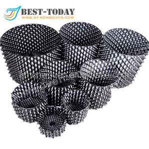 50*30cm wholesale black plastic plant pot for growing mango