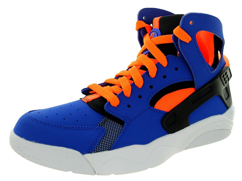 new product bdfcd 383aa Get Quotations · Nike Kids Air Flight Huarache (GS) Basketball Shoe