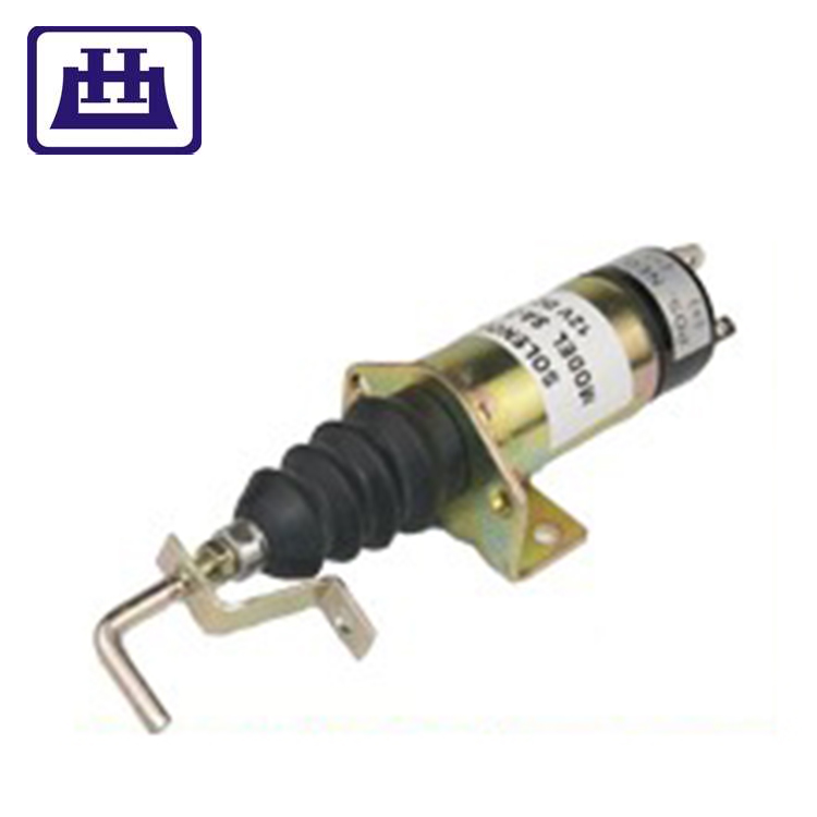 366-07197 SA-3405T 12v Fuel Shutoff Solenoid Valve For Ariens Yanmar SnowEx