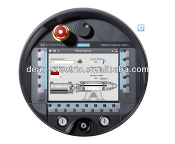 Siemens Operator Devices Simatic Mobile Panel 270 Series 277 Iwlan ...