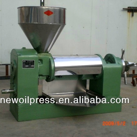 Hot and cold pressing factory price groundnut sesame oil machine