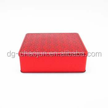 Attractive in price and quality environmental material rectangular satin lined gift boxes