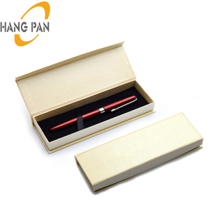 High quality leather pen gift packaging box