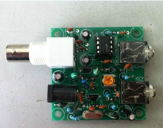 Simple Agc For Radio Receiver