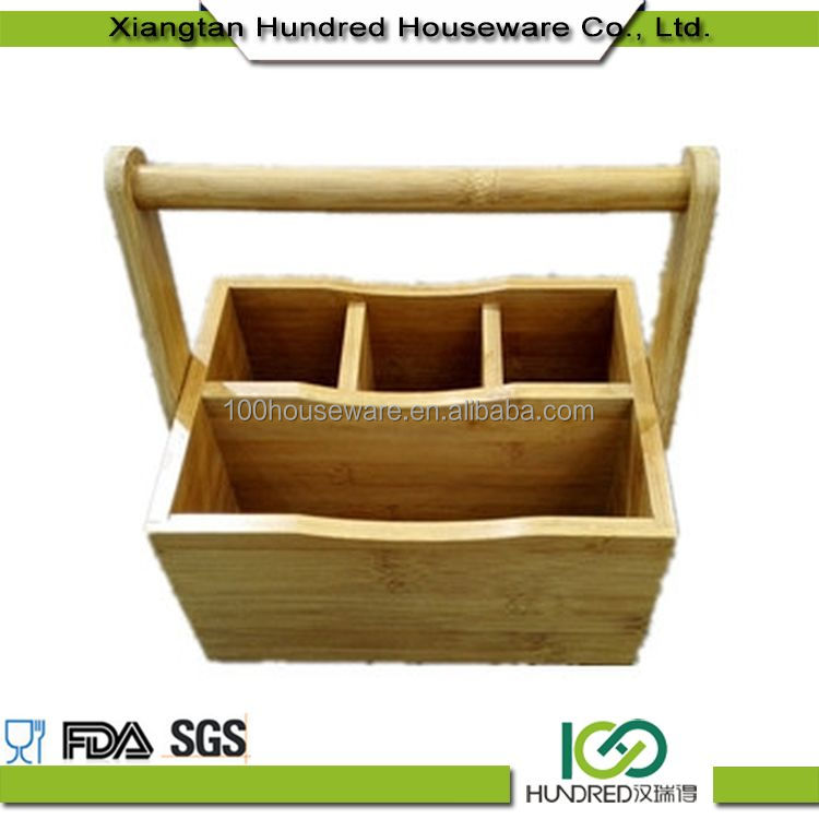 Non-Deformation Best Choice square wooden tea box storage